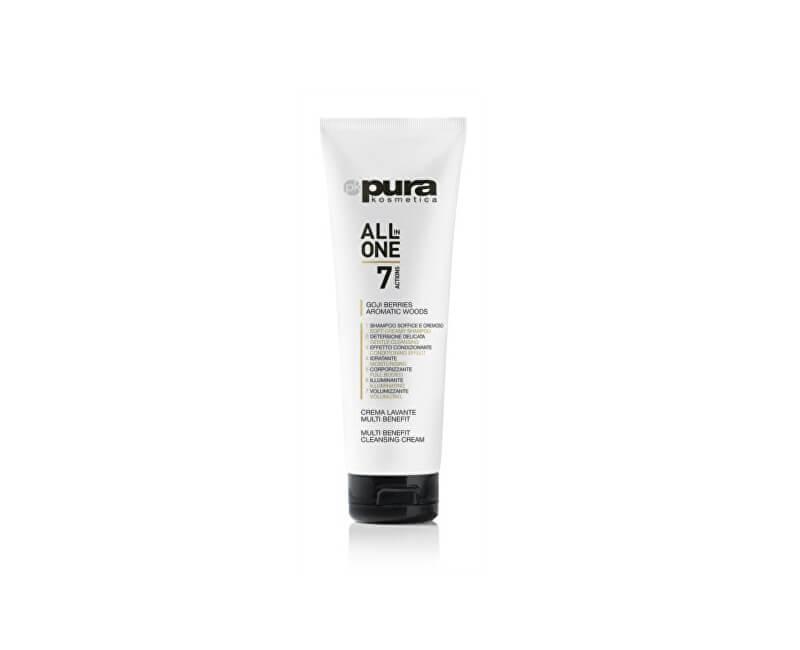Pura Kosmetica Multifunkční šampon 7v1 All In One (Multi Benefit Shampoo) 250 ml