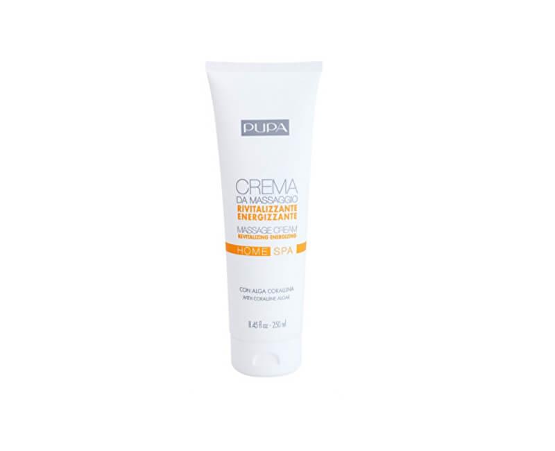 Pupa Revitalizační energizující tělový masážní krém (Massage Cream Revitalizing Energizing) 250 ml