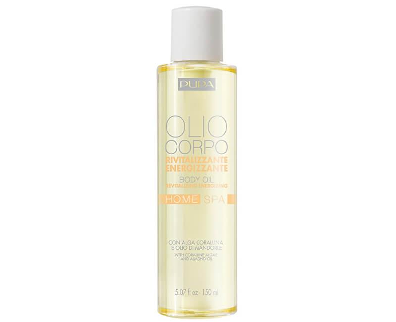 Pupa Revitalizační energizující tělový olej Home Spa Olio Corpo (Revitalizing Energizing Body Oil) 150 ml