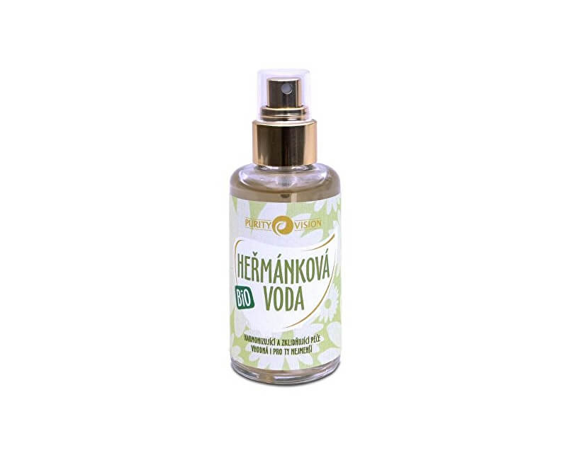 Purity Vision Apă de musetel organic 100 ml