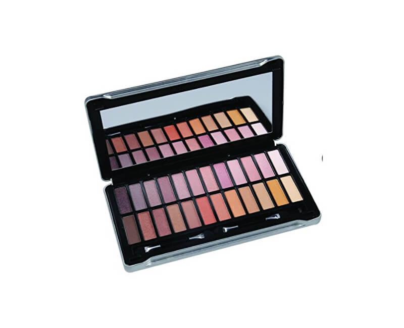 Parisax Paletka očních stínů Best Nudes Palette