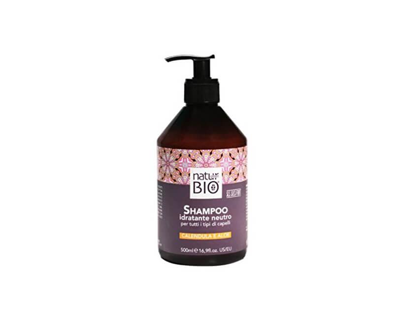 Reneé Blanche Hydratační šampon pro všechny typy vlasů Natur Green Bio 500 ml