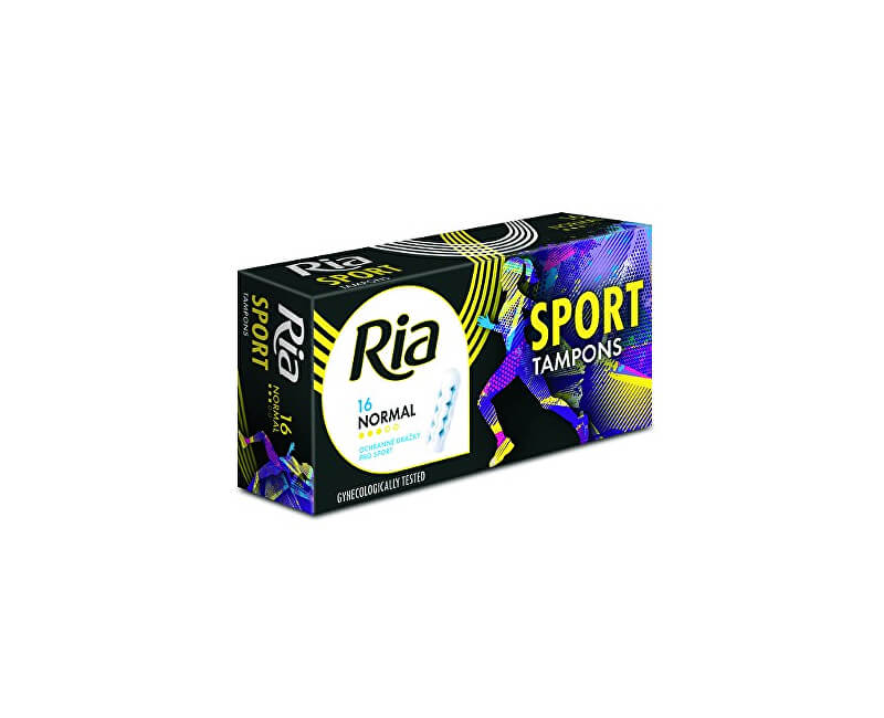 Ria Tampóny Sport Normal 16 ks