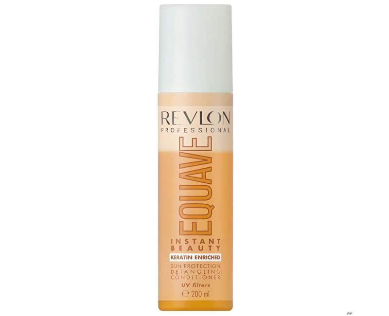 Revlon Professional Dvoufázový kondicionér pro sluneční ochranu vlasů Equave Instant Beauty (Sun Protection Detangling Conditioner) 200 ml