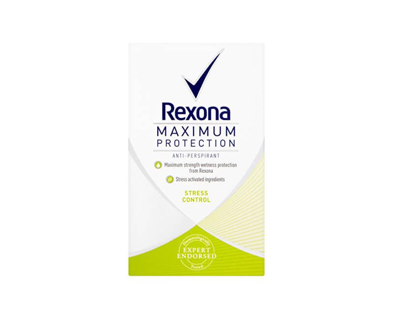 Rexona Tuhý deodorant Maximum Protection Stress Control 45 ml