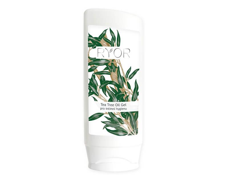 RYOR Gel pro intimní hygienu Tea Tree Oil 200 ml