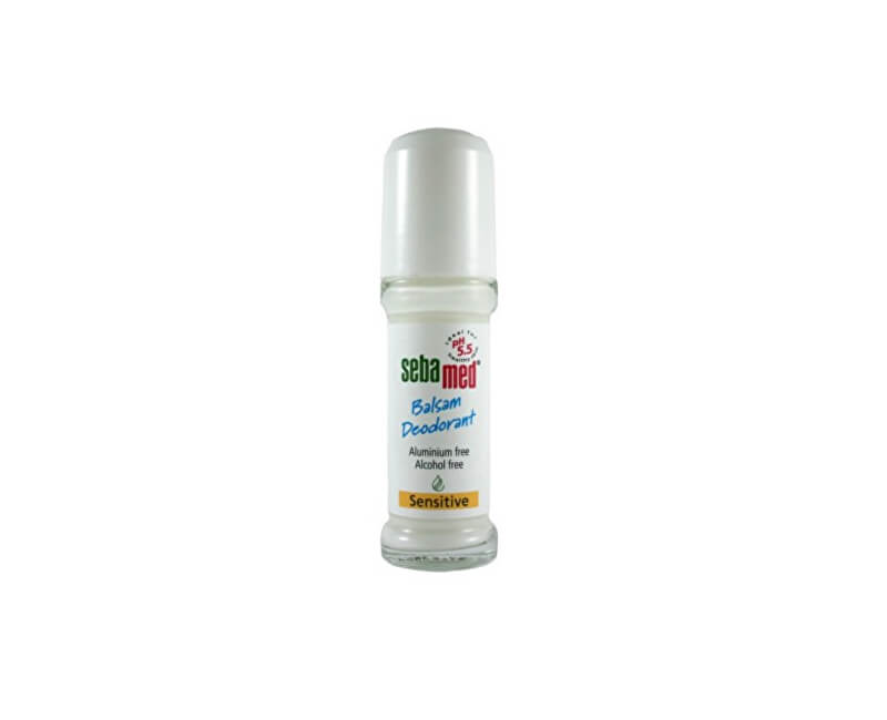 Sebamed Deodorant roll-on balzám Sensitive Classic (Balsam Deodorant) 50 ml