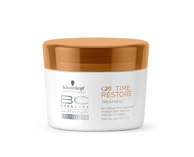 Schwarzkopf Professional Obnovující kúra s koenzymem Q10 Time Restore (Treatment) 200 ml