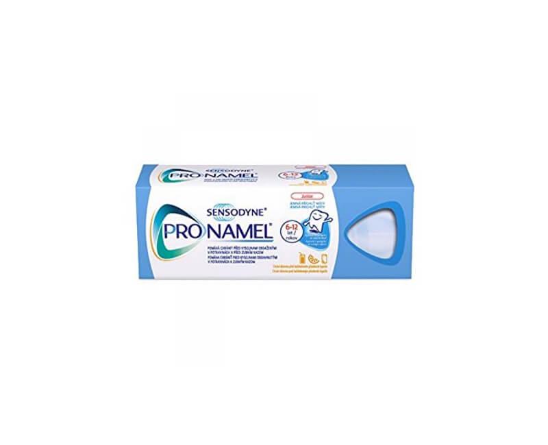 Sensodyne Dětská zubní pasta Pronamel Junior 50 ml