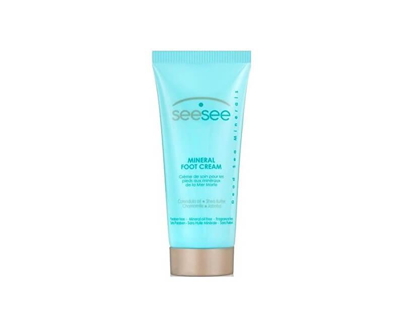 996a4180e268 See See Krém na nohy s minerálmi z Mŕtveho mora ( Mineral Foot Cream) 100  ...