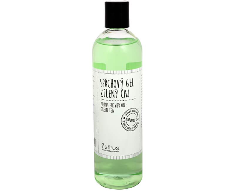 Sefiros Sprchový gél Zelený čaj (Aroma Shower Oil) 400 ml