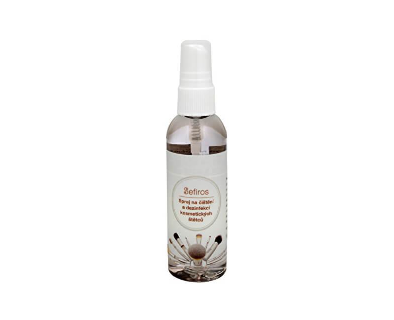 Sefiros Sprej na čistenie a dezinfekciu kozmetických štetcov (Beauty Cleaner) 100 ml