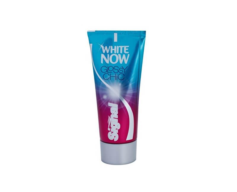 Signal Bělicí zubní pasta s okamžitým účinkem White Now (Glossy Chic) 50 ml