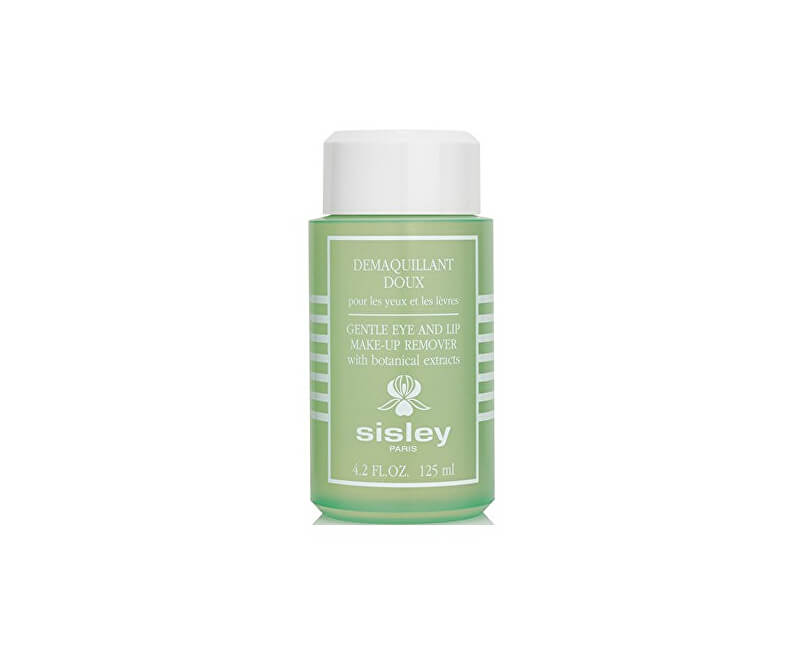 Sisley Odličovač očí a pier pre citlivú pleť Démaquillant (Gentle Eye and Lip Make-Up Remover) 125 ml