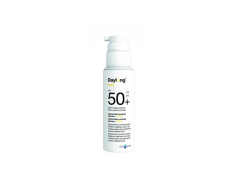 Daylong Opalovací mléko pro děti SPF 50 150 ml - SLEVA - pomačkaná krabička