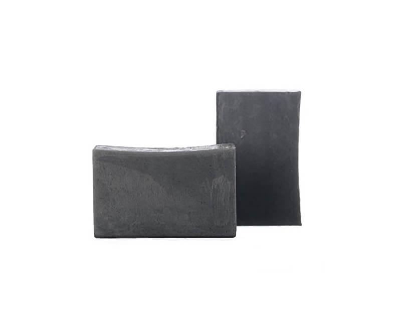 Soaphoria Přírodní čisticí mýdlo s aktivním uhlím Carbone (Activated Charcoal Natural Soap) 110 g