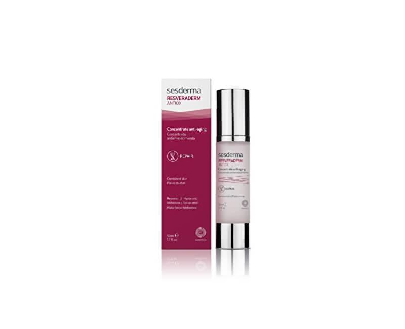 Sesderma Antioxidační pleťový krém pro obnovu povrchu pleti Resveraderm (Concentrated Anti-Aging) 50 ml