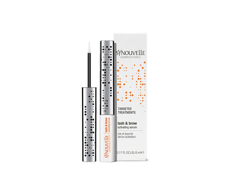 Synouvelle Cosmeceuticals Sérum pro aktivní růst řas a obočí (Lash & Brow Activating Serum) 5 ml
