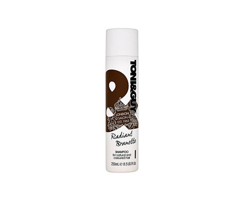 Toniguy Shampoo Für Braunes Haar Shampoo Radiant Brunette 250 Ml