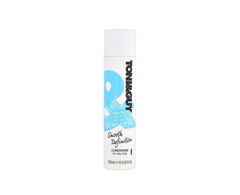 Toni&Guy Uhladzujúci kondicionér pre suché vlasy Smooth Definition (Condicioner For Dry Hair ) 250 ml