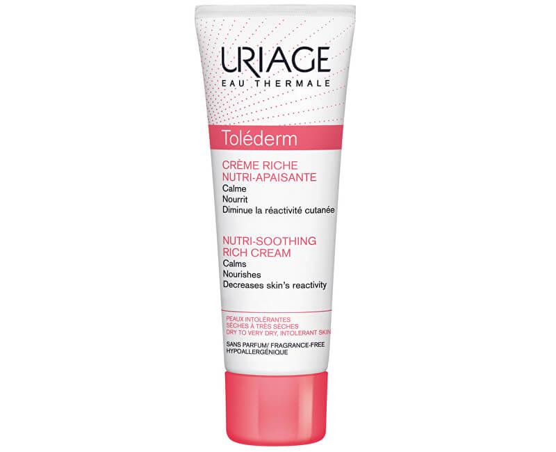 Uriage Zklidňující a výživný krém pro citlivou pleť Toléderm (Nutri-Soothing Rich Cream) 50 ml