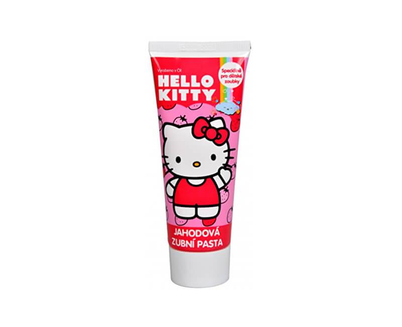 d60c051b151 VitalCare Zubní pasta - gel s jahodou příchutí Hello Kitty 75 ml ...