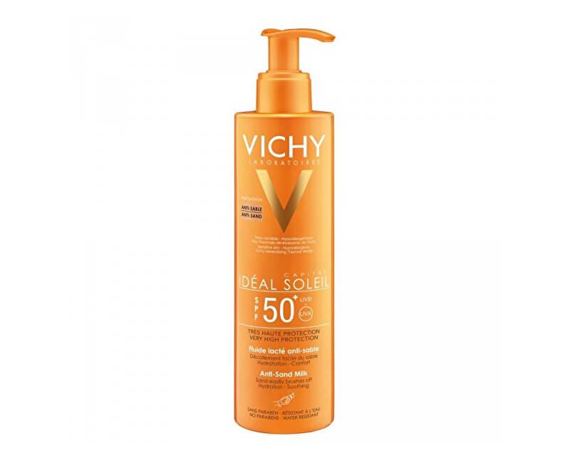 Vichy Opalovací mléko odpuzující písek SPF50 Ideal Soleil (Anti-Sand Mist) 200 ml