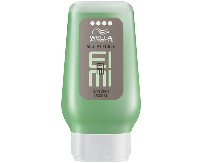 Wella Professional Extra silný kreativní gel EIMI Sculpt Force 125 ml