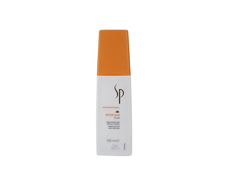 Wella Professionals Hydratační fluid po slunění SP (After Sun Fluid) 125 ml