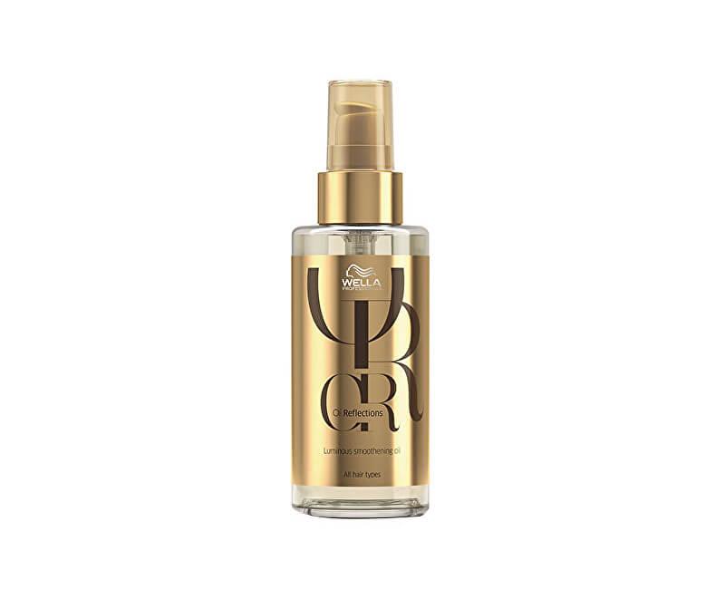 Wella Professionals Pečující olej pro lesk a hebkost vlasů Oil Reflections (Luminous Smoothening Oil) 100 ml
