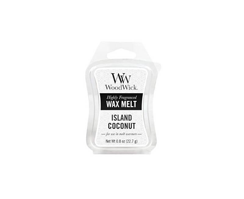 WoodWick Vonný vosk Island Coconut 22,7 g