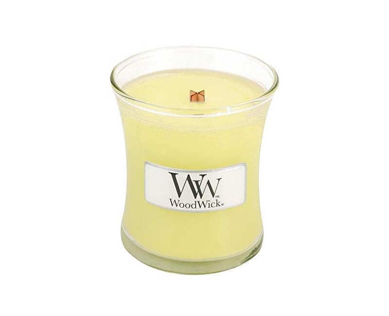 WoodWick Vonná svíčka váza Jasmin 85 g