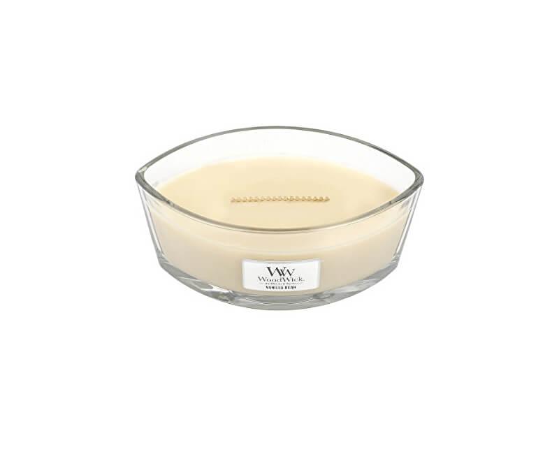 WoodWick Vonná sviečka loď Vanilla Bean 453 g