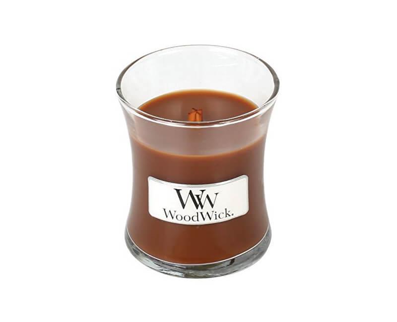 WoodWick Vonná svíčka váza Jolly Gingerbread 85 g