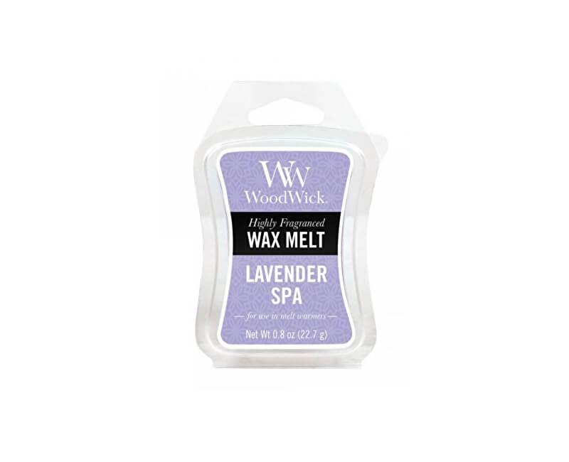 WoodWick Vonný vosk Lavender Spa 22,7 g