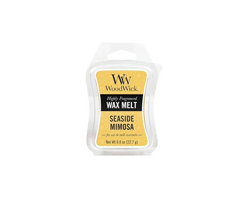 WoodWick Vonný vosk Seaside Mimosa 22,7 g
