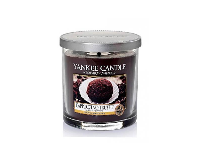 Yankee Candle Aromatická svíčka Décor malý Kávová pralinka (Cappuccino Truffle) 198 g