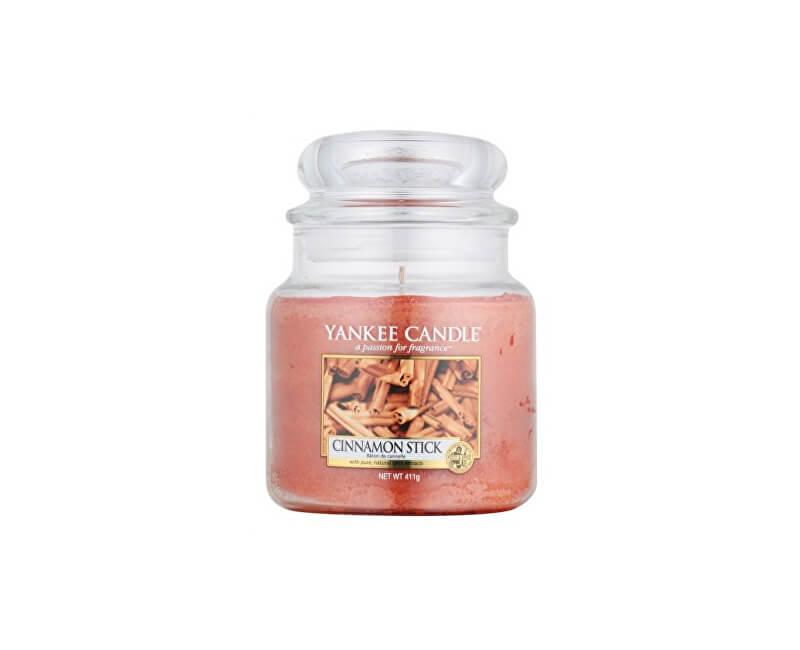 Yankee Candle Vonná svíčka Classic střední Skořicová tyčinka (Cinnamon Stick) 411 g