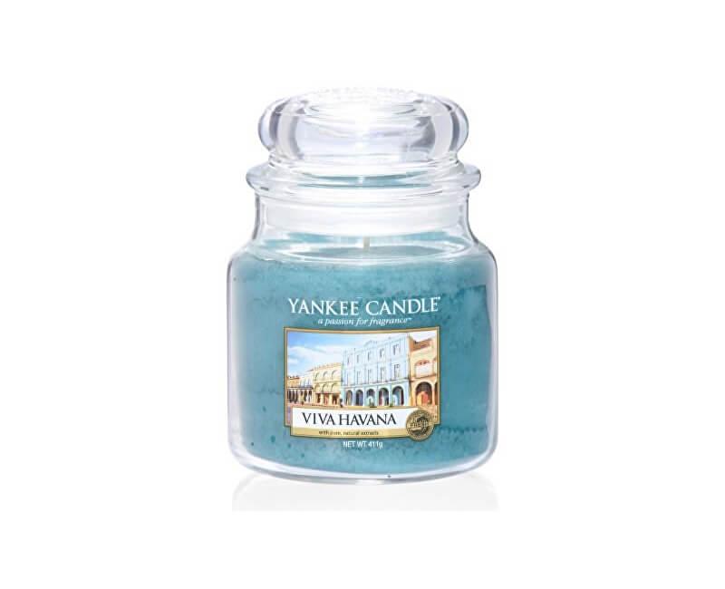 Yankee Candle Vonná svíčka Classic střední Viva Havana 411 g