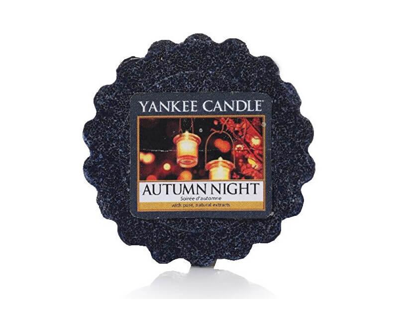 Yankee Candle Vonný vosk Autumn Night 22 g