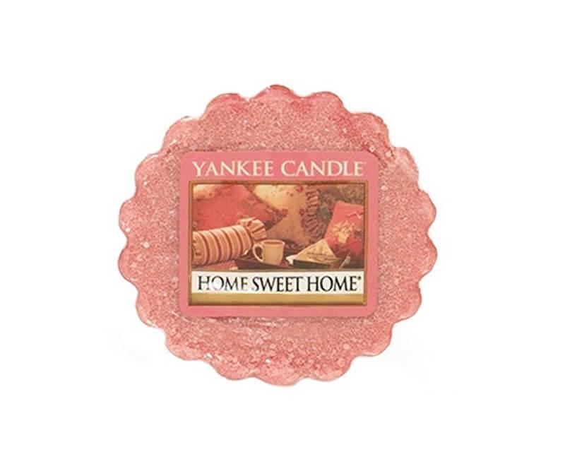 Yankee Candle Vonný vosk Home Sweet Home 22 g