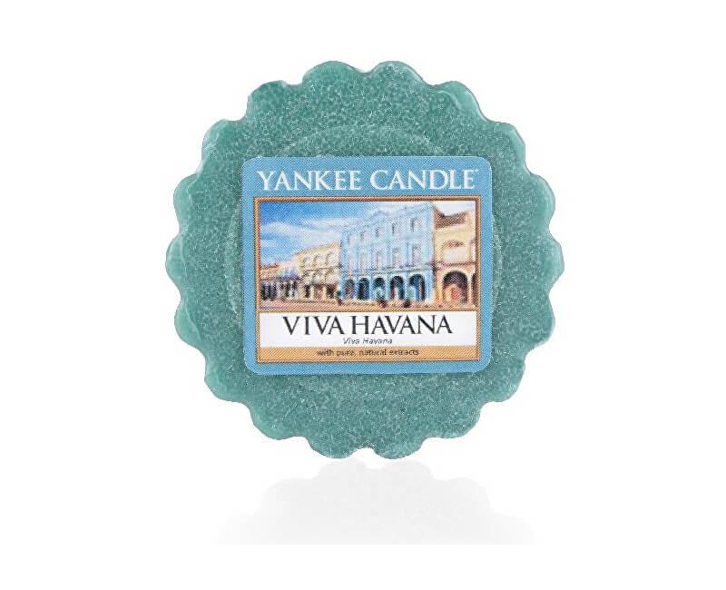 Yankee Candle Vonný vosk Viva Havana 22 g
