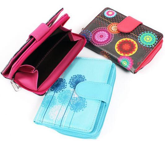 Albi Design pénztárca Mandala  68c6e42e35