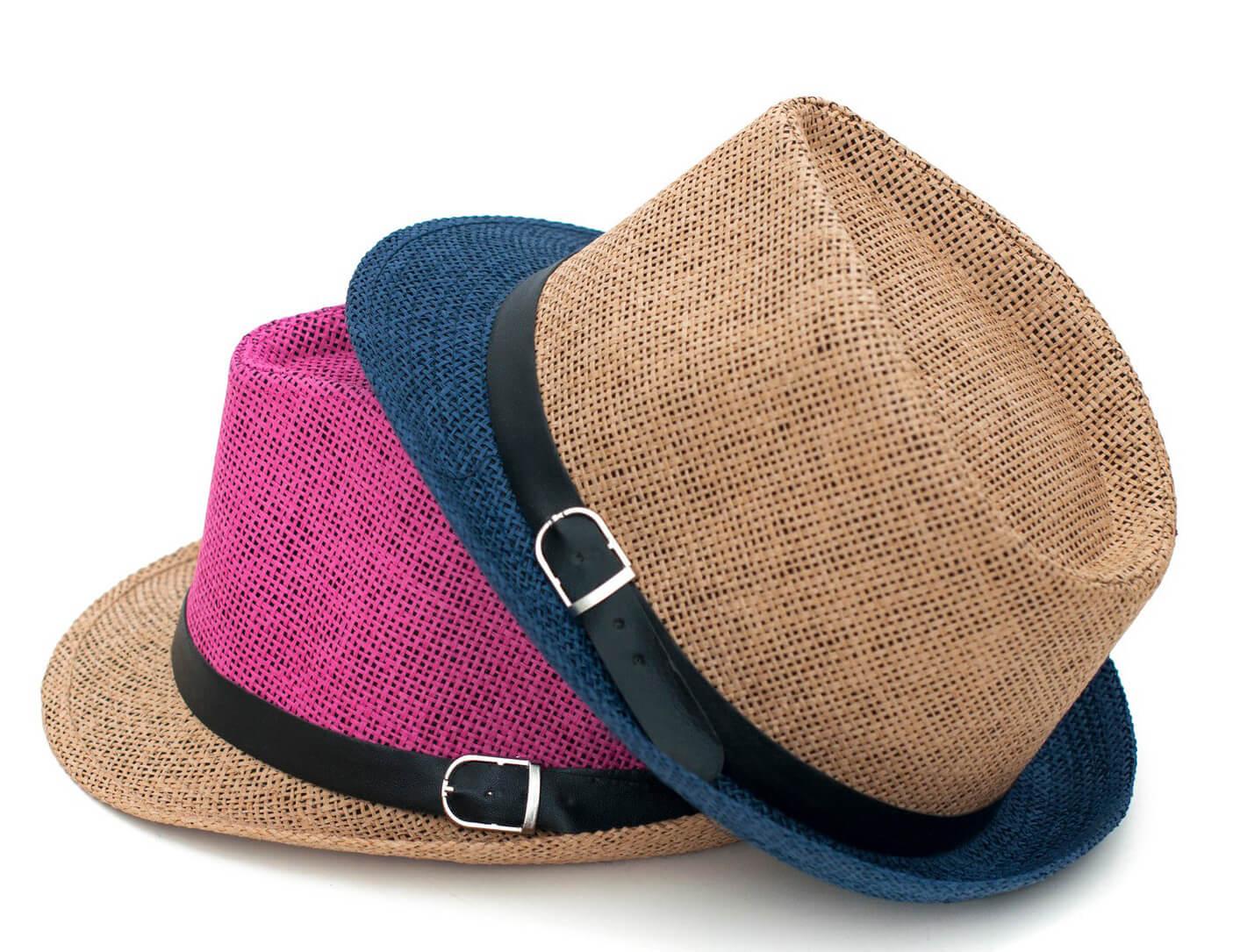 743a0738b19 Art of Polo Letní klobouk dvoubarevný - béžovorůžový cz15160.12 V akci ·  Foto je pouze ilustrativní – je vyobrazena jiná barva produktu.