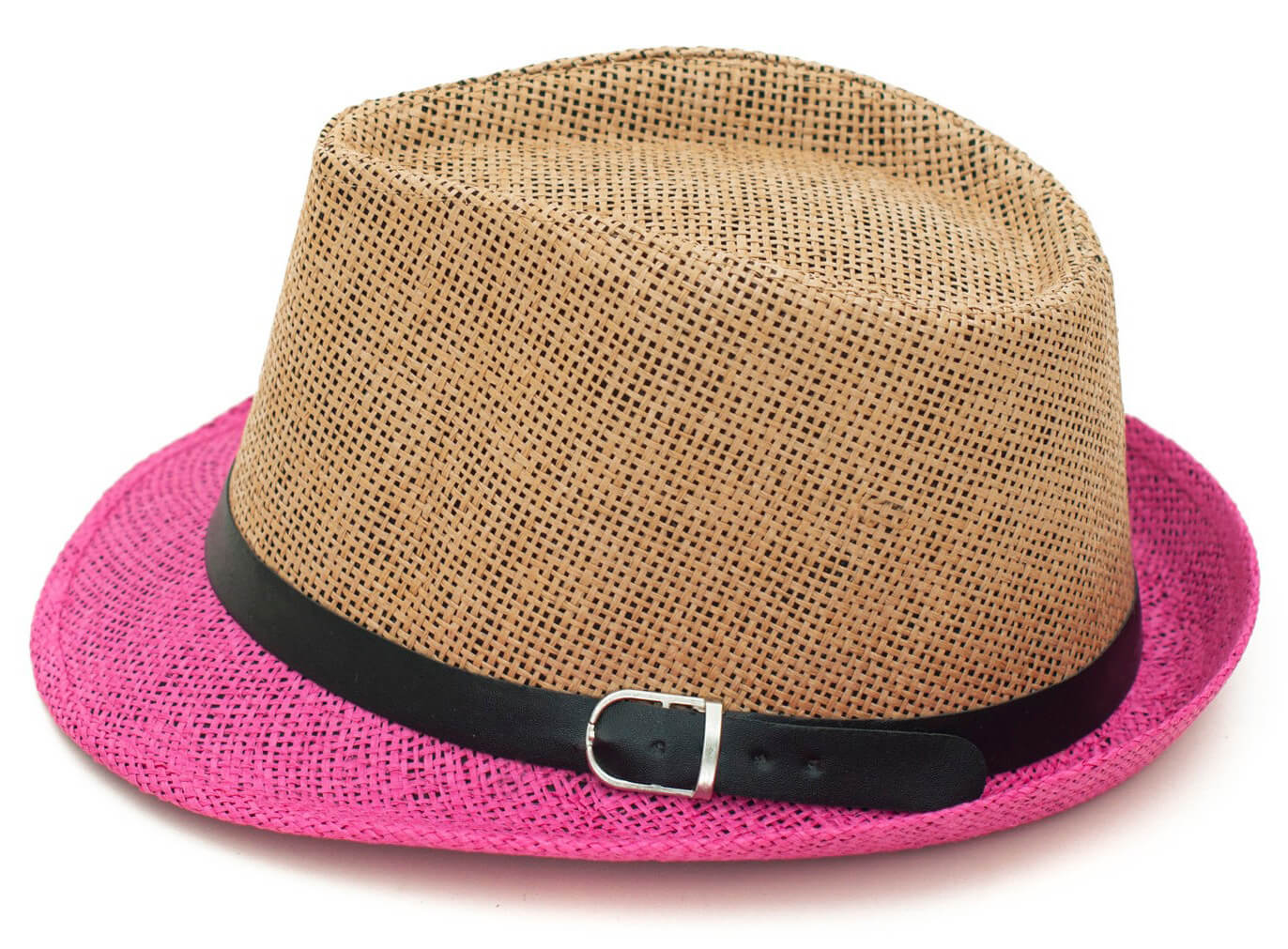 d1b2229134e Art of Polo Letní klobouk dvoubarevný - béžovorůžový cz15160.12 ...