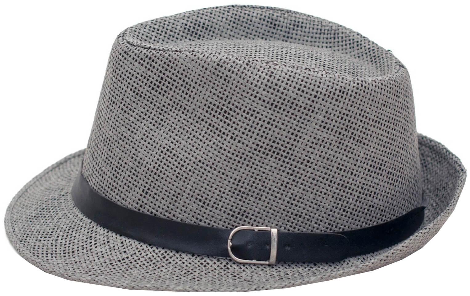 Art of Polo Letní klobouk - šedý cz16120.9  24515f2146