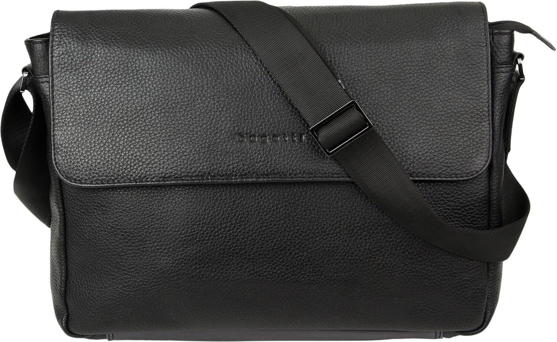 Bugatti Férfi notebook táska Citta 49304601 Black Ingyenes SZÁLLÍTÁS ... 0d75d59038