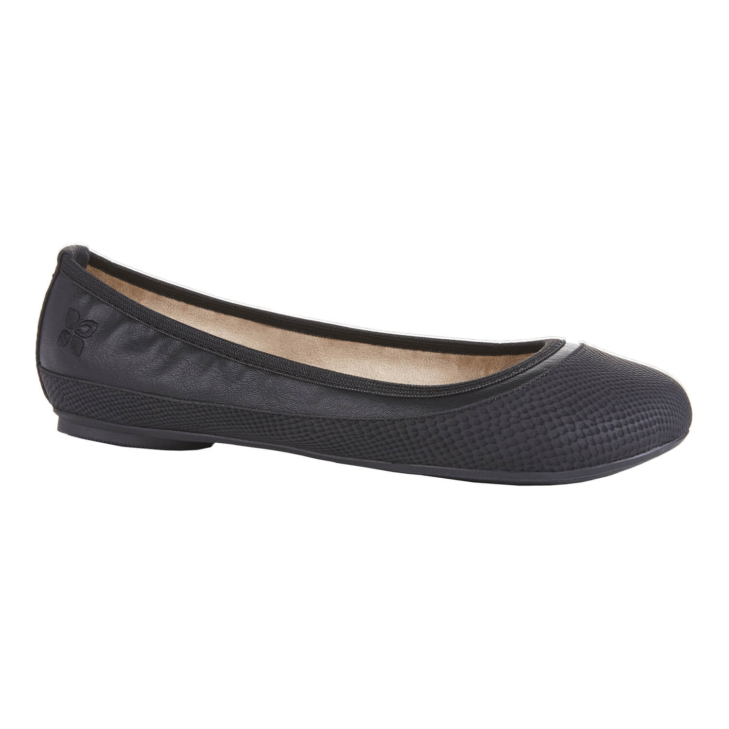 696d980e3f1d55 Butterfly Twists Faltbare Ballerinen Hannah Black Snake BT21-022-201 ...