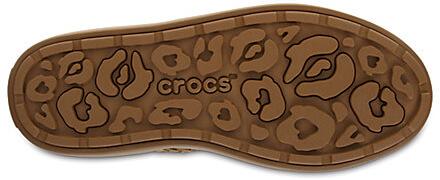 3aa8bdc890c Crocs Dámské zimní boty LodgePoint Suede Bootie W Hazelnut 204798 ...