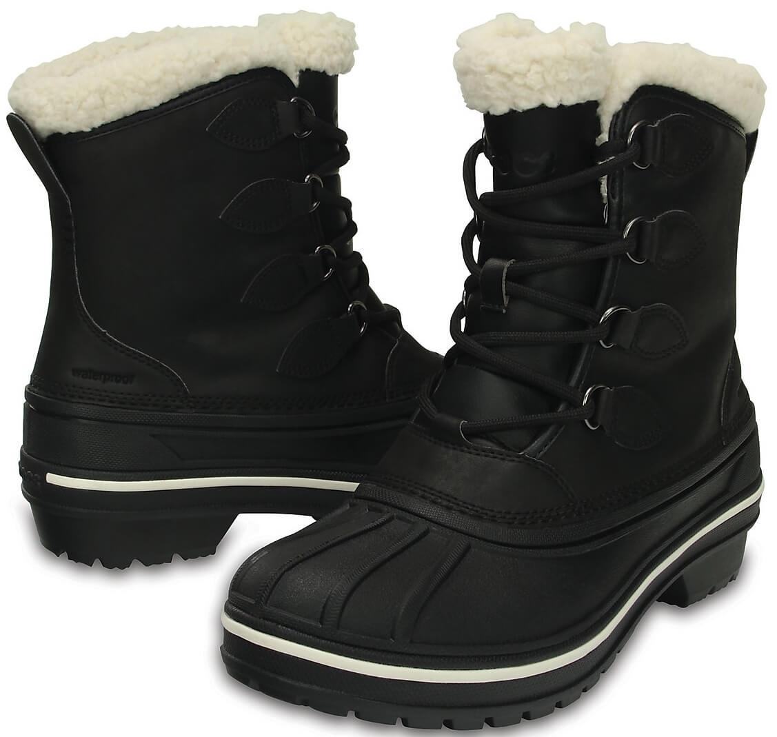 Crocs Sněhule Women`s AllCast II Boot 203430-001 Doprava ZDARMA ... ddfd97a2ae